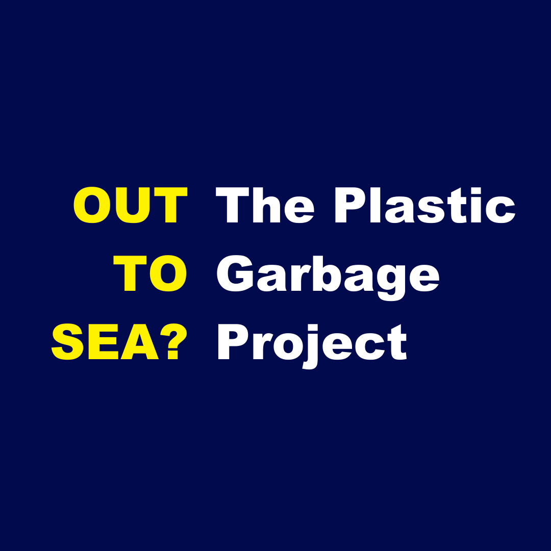 Out to sea the plastic garbage project korpo ubuntu productions graphic design project